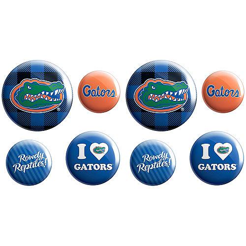 Florida Gators Buttons 8ct Image #1
