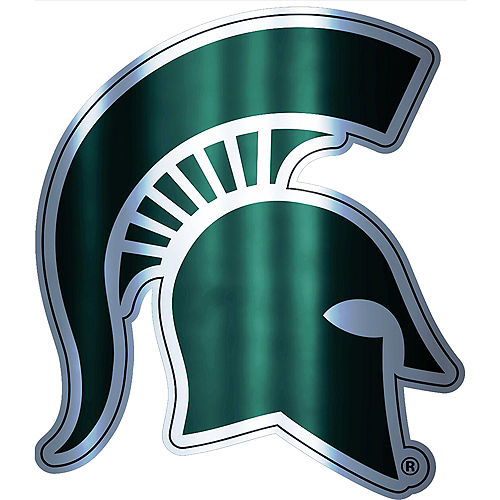 Michigan State Spartans Decal Image #1