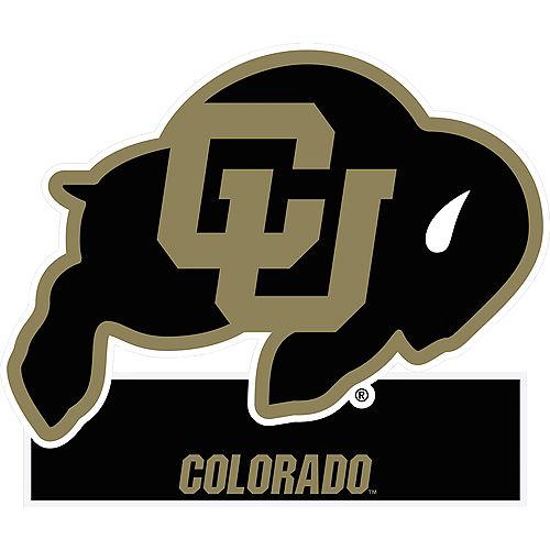 Colorado Buffaloes Mascot Table Sign Image #1