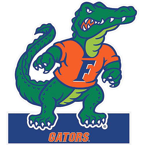 Florida Gators Mascot Table Sign Image #1