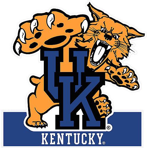Kentucky Wildcats Mascot Table Sign Image #1