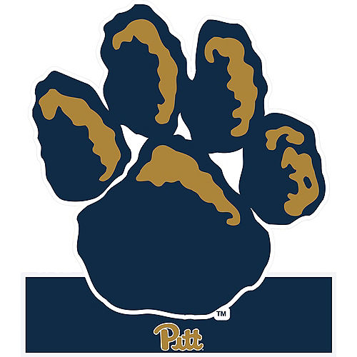 Pittsburgh Panthers Table Sign Image #1