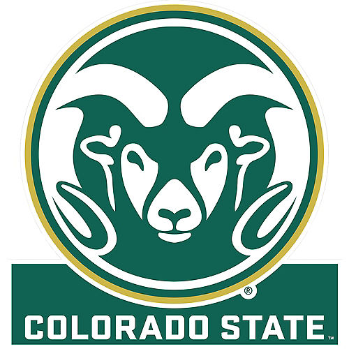 Colorado State Rams Mascot Table Sign Image #1