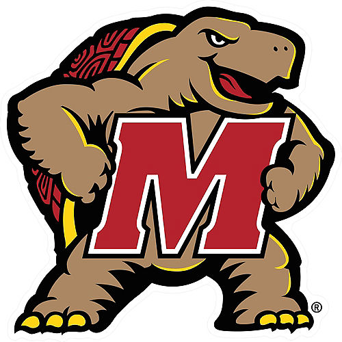 Maryland Terrapins Sign Image #1