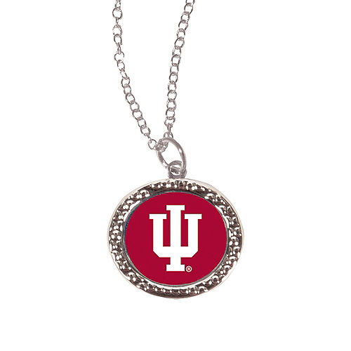 Indiana Hoosiers Pendant Necklace Image #1