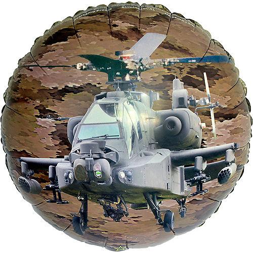 Apache & Jet Balloon Image #1