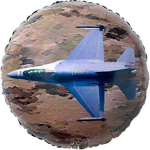 Apache & Jet Balloon Image #2