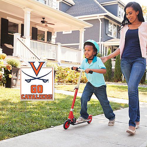 Virginia Cavaliers Lawn Sign Image #2