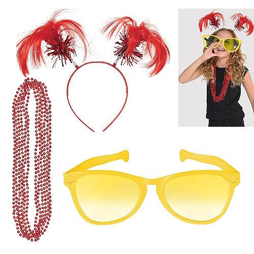 Red & Yellow Fan Kit Image #1