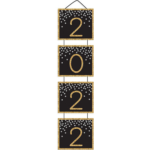 Midnight New Year's Eve Decorating Kit Image #3