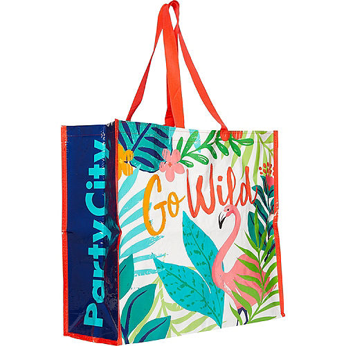 Tropical Jungle Tote Bag Image #1