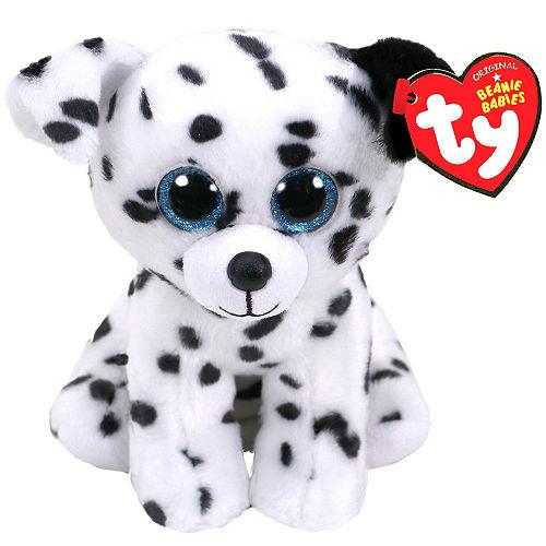 Catcher Beanie Boo Dalmatian Plush Image #1