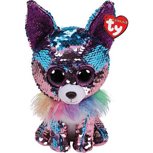 Yappy Flippables Dog Plush Image #1