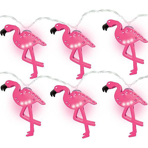 Flamingo LED String Lights Image #1