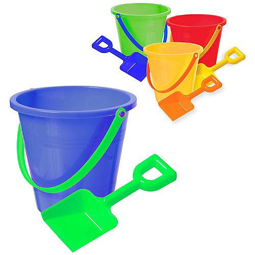 Sand Bucket with Shovel Image #1