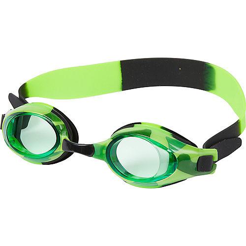 Child Camo Swimming Goggles Image #1