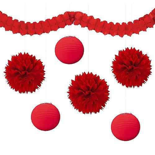 Red Decorating Kit Image #1