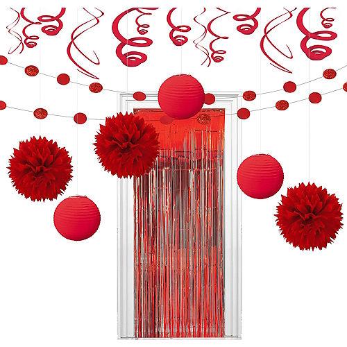 Super Red Decorating Kit Image #1