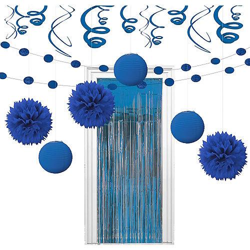 Super Royal Blue Decorating Kit Image #1
