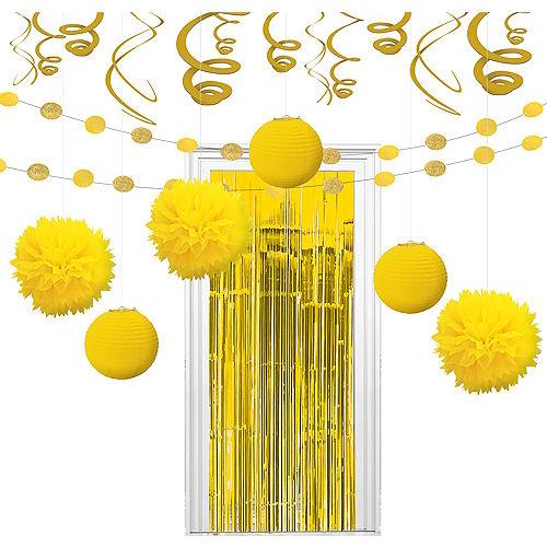 Super Yellow Decorating Kit Image #1