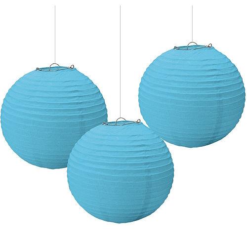 Super Caribbean Blue Decorating Kit Image #4