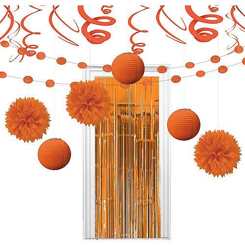 Super Orange Decorating Kit Image #1