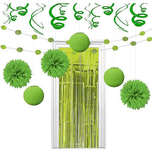 Super Kiwi Green Decorating Kit Image #1