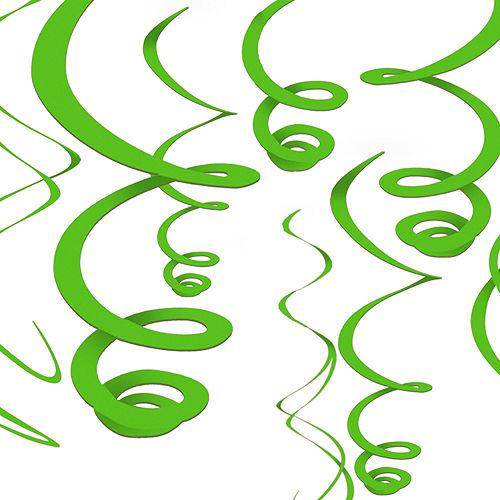 Super Kiwi Green Decorating Kit Image #2
