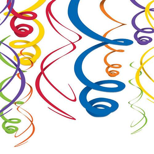 Super Rainbow Decorating Kit Image #2