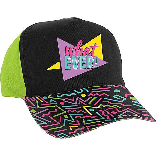 Awesome 80s Baseball Hat Image #1