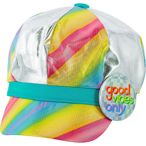 Good Vibes 70s Hat Image #1
