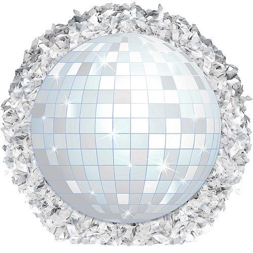 Mini Disco Ball Pinata Decoration Image #1
