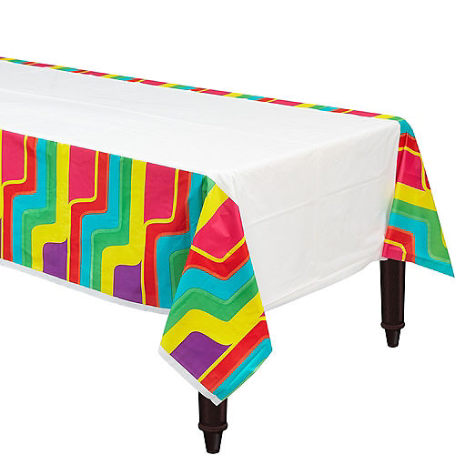 Good Vibes 70s Table Cover Image #1