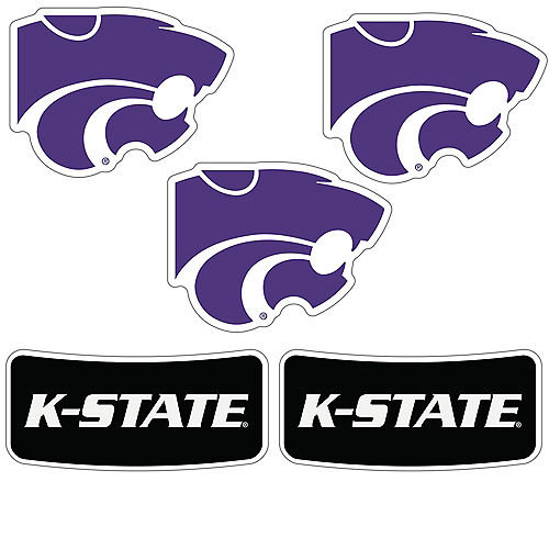 Kansas State Wildcats Tattoos 1 Sheet Image #1