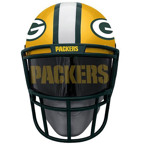 Green Bay Packers Helmet Fanmask Image #1