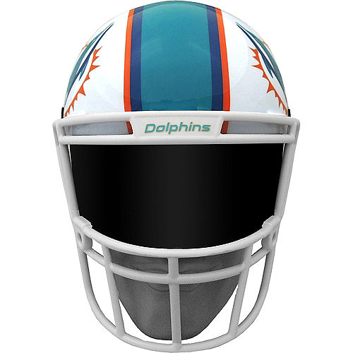 Miami Dolphins Helmet Fanmask Image #1