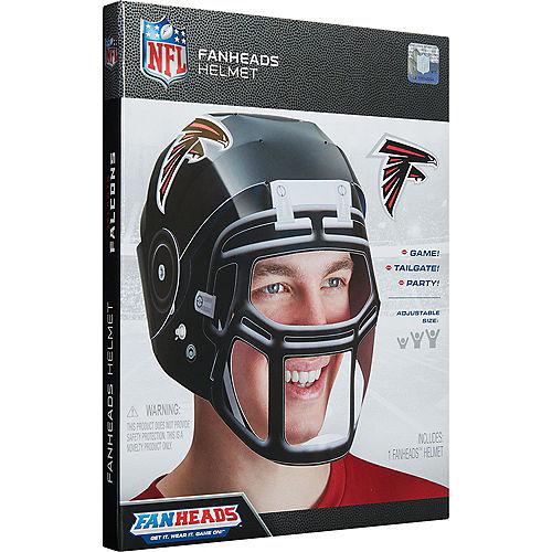 FanHeads Atlanta Falcons Helmet Image #3
