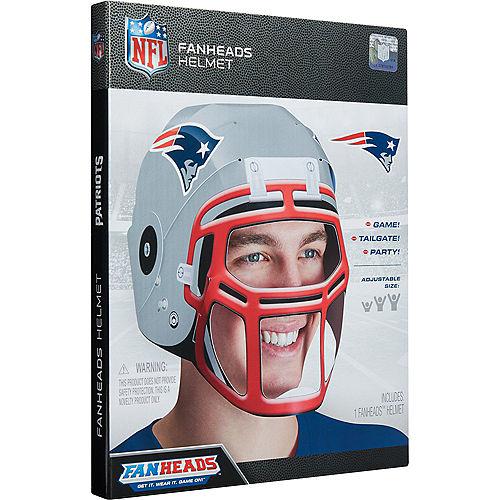 FanHeads New England Patriots Helmet Image #3