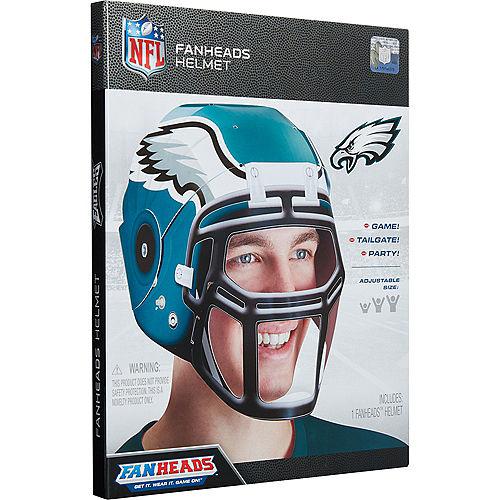 FanHeads Philadelphia Eagles Helmet Image #3