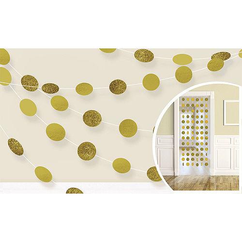 Gold Honeycomb Decorating Kit Image #2
