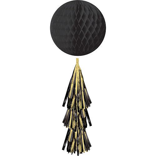 Black Honeycomb Decorating Kit Image #4