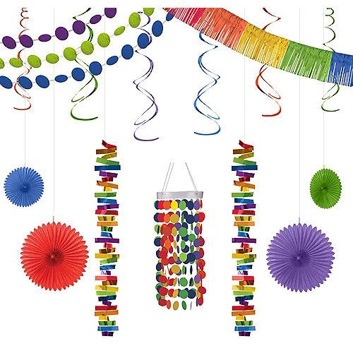 Rainbow Dot Decorating Kit Image #1