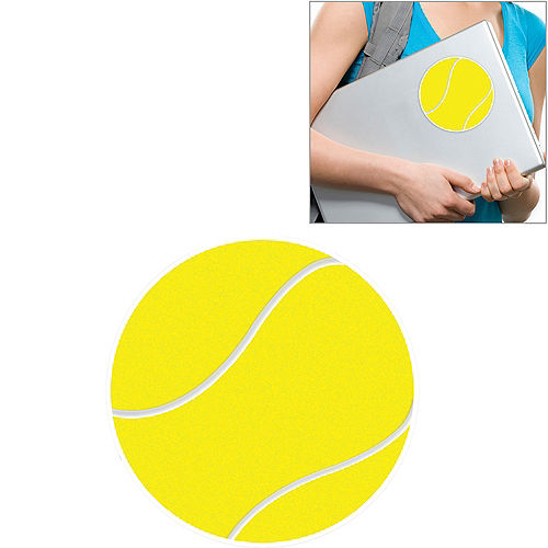 Tennis Ball Decal Image #1