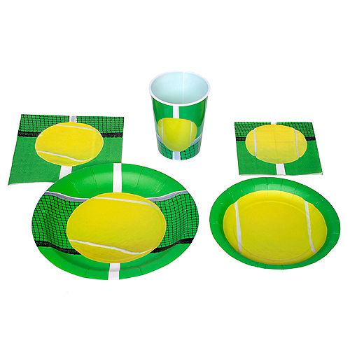 Tennis Ball Lunch Napkins 16ct Image #2