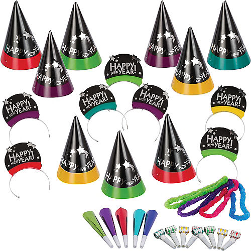 Kit for 400 - Simply Stated New Year's Party Kit Image #1