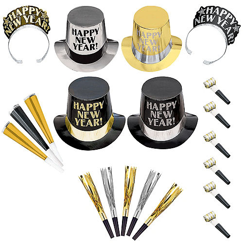 Kit for 400 - Opulent Affair New Year's Party Kit Image #1