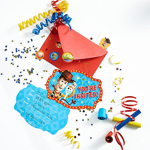 Toy Story 4 Confetti Image #2