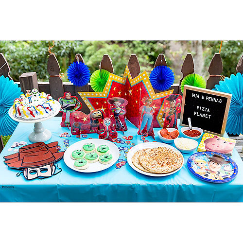 Toy Story 4 Lunch Plates 8ct Image #3