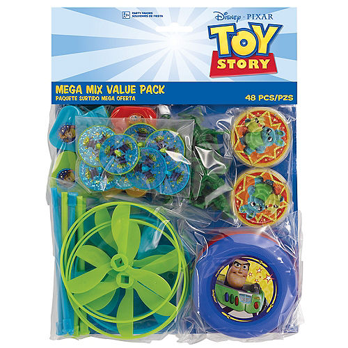 Toy Story 4 Favor Pack 48pc Image #2