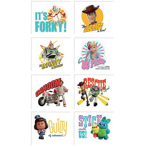 Toy Story 4 Tattoos 1 Sheet Image #1